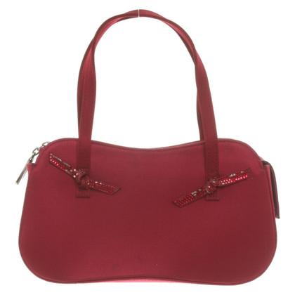 Stuart Weitzman Handbag in red