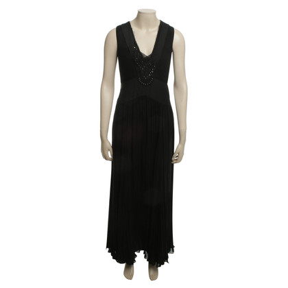 Laurèl Evening Dress in Black