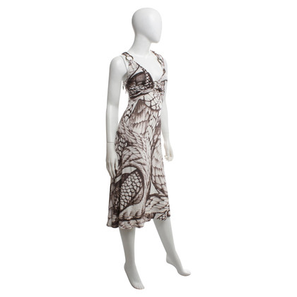 Roberto Cavalli Dress with pattern
