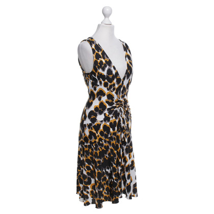 Roberto Cavalli Dress with animal print