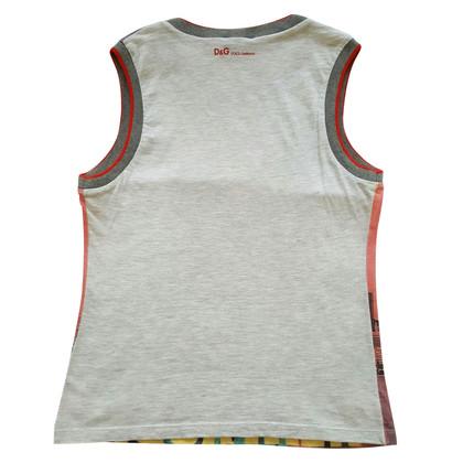 Dolce & Gabbana mouwloos shirt