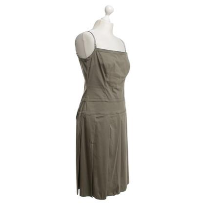 Prada Dress in olive green
