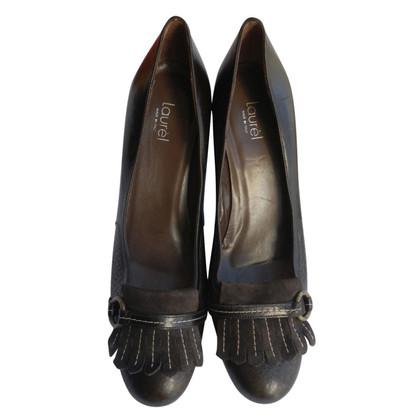 Laurèl scarpe pelle