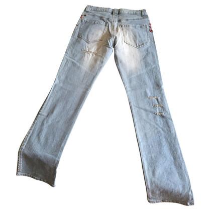 Pinko Jeans with semi-precious stones