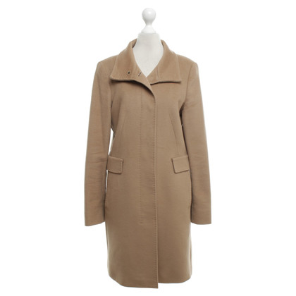 Max Mara Wool coat in Camel
