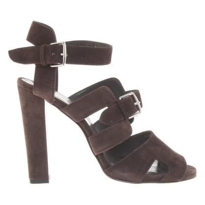 Hermès Sandali a Brown