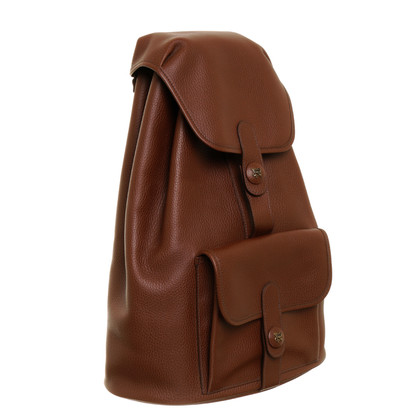Hermès Rugzak in Brown