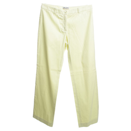 Iris von Arnim trousers in yellow