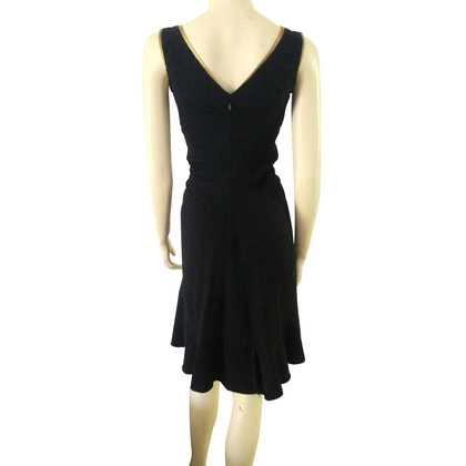 Prada Cocktail dress with leather insert