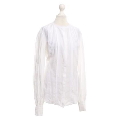 McQ Alexander McQueen Blouse en blanc