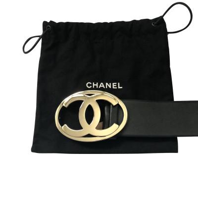 65449f55a3a Chanel Riemen - Tweedehands Chanel Riemen - Chanel Riemen ...