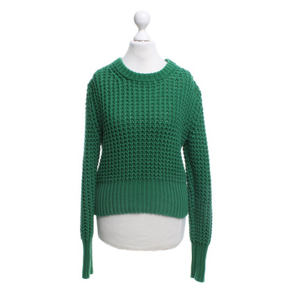 Acne Trui in Green