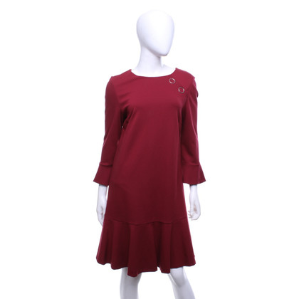 Pinko Dress in dark red