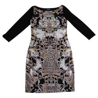 Just Cavalli Jurk schede jurk Hermes stijl