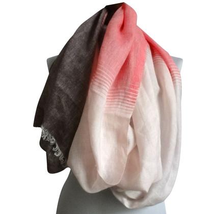 Malo Sjaal gemaakt van cashmere / zijde
