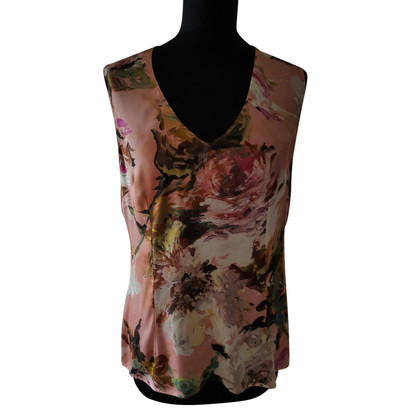 Dolce & Gabbana Top with floral print