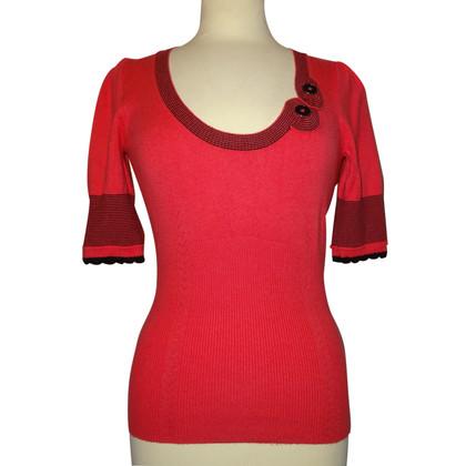 Karen Millen Knit short sleeve pullover