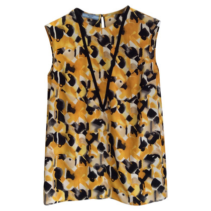Prada top with print