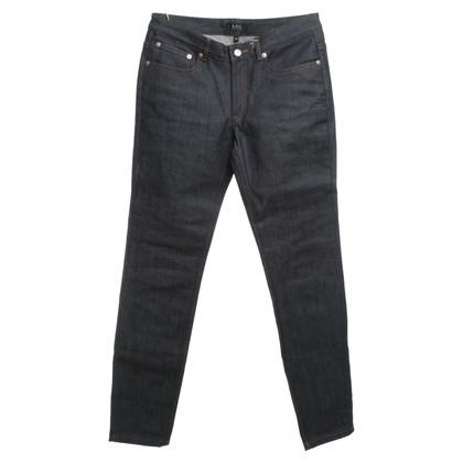 A.P.C. Jeans blauw