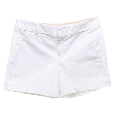 Vince Shorts in Cremewei