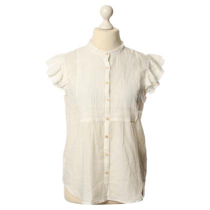 Polo Ralph Lauren Short-sleeved blouse with Ruffles