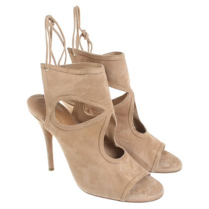 Aquazzura Sandals in brown