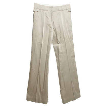Turnover Broek in Beige
