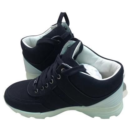 Chanel Sneaker in Schwarz