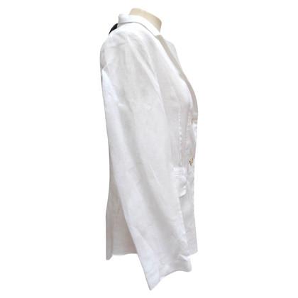 Jil Sander giacca sportiva di tela