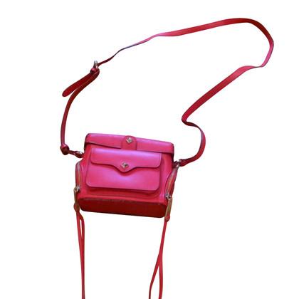 Rebecca Minkoff Red leather shoulder bag