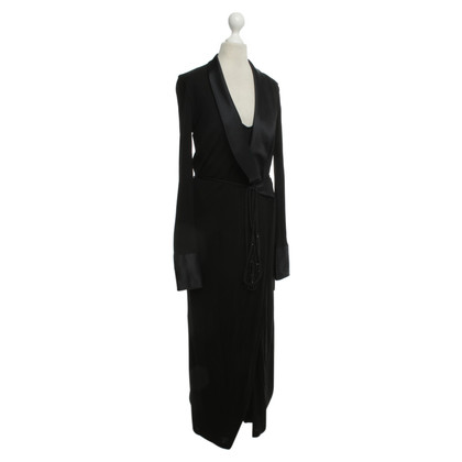 Ralph Lauren Evening dress with shawl collar