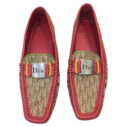 Christian Dior Slipper with pattern