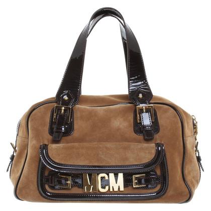 MCM Suede handbag