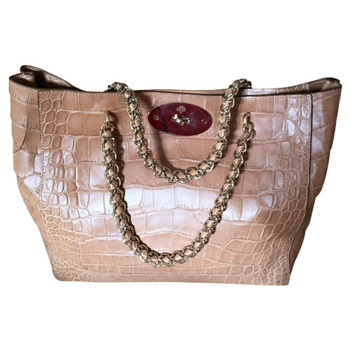 e16a1285d483 Mulberry Cecily Store Soft Croc Print - Second Hand Mulberry Cecily ...