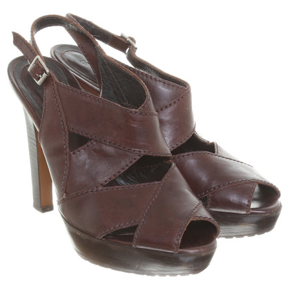 Marni Sandals in Brown