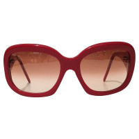 Jean Paul Gaultier Rote Sonnenbrille