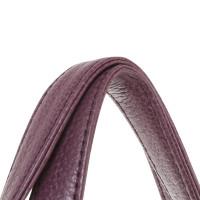 MCM Beuteltasche in purple