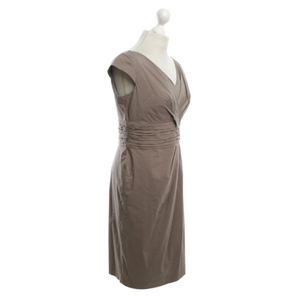 Laurèl Kleid in Taupe