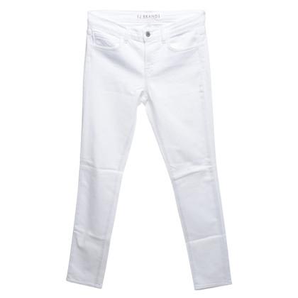 J Brand Jeans in white