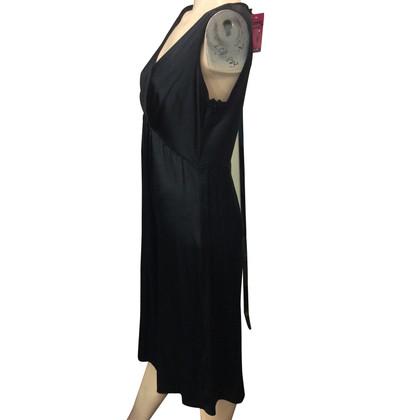 DKNY zijden jurk