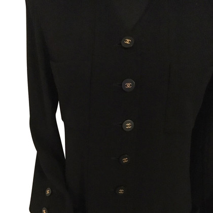 Chanel Lange Strickjacke