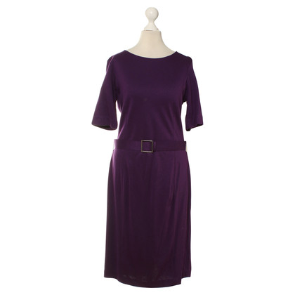 Cinque Jersey-jurk in paars