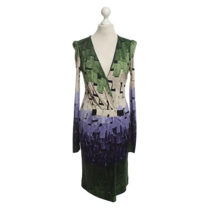 Patrizia Pepe Kleid mit grafischem Muster