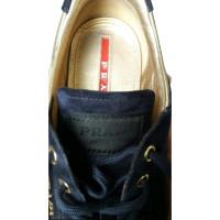 Prada Sneakers from suede