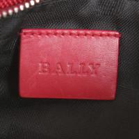 Bally Täschchen in Rot