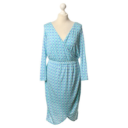 Gant Wrap dress with pattern