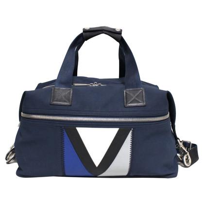 """Louis Vuitton """"LV Cup Blue Textile Messenger"""""""