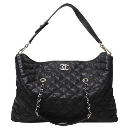 Chanel Shopper in caviar leather