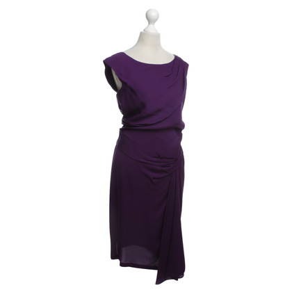 "Diane von Furstenberg Dress ""Bec"" in Violet"