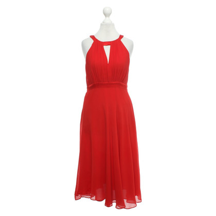 Hobbs Dress in red